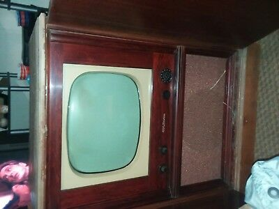 1954 Rca Victor Television