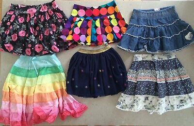 Bulk Girls Clothes Size 5 Shorts Pants Skirts Dresses shirts 45 Items