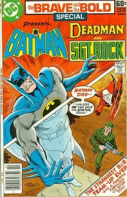 DC Special Series #8. 1978. DC. The Brave and the Bold. VF/NM.