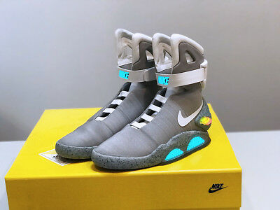 buy popular c86a5 933fb Nike Air Mag Back To The Future 2011 Size 9 Deadstock