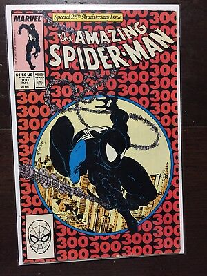 The Amazing Spider-Man #300 First VENOM!!