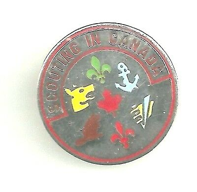 Boy Scouts Pin  Scouting In Canada  Bsa Bsc