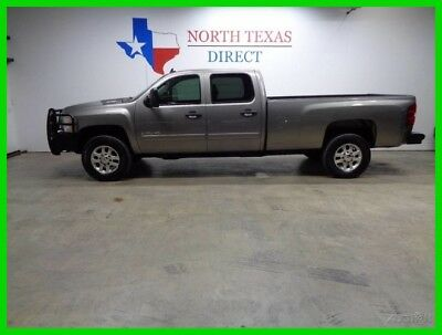 2013 Chevrolet Silverado 3500 LT Ranch Hands Diesel 4WD Back Up Camera Remote St 2013 LT Ranch Hands Diesel 4WD Back Up Camera Remote St Used Turbo 6.6L V8 32V