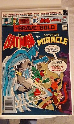 The Brave and the Bold #128 (July 1976, DC) FN/VF