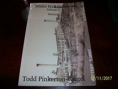 White Hall Il  Stoneware Book Volume 2