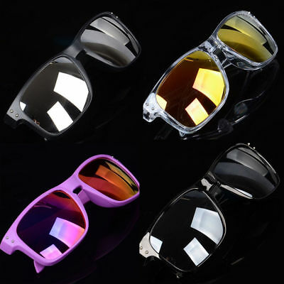 Fashion Style Elegant Men Women Eyewear Unisex Reflective Sports Sunglasses Hot