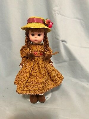 Madame Alexander 8 inch  Anne of Green Gables Doll *MInt
