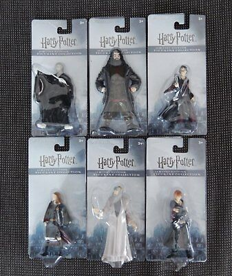 Harry Potter Limited Edition Figurine Collection Woolworths Australia 2011