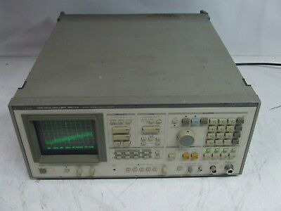 Anritsu MS710C Spectrum Analyzer 10kHz-23GHz / 18 -140GHz