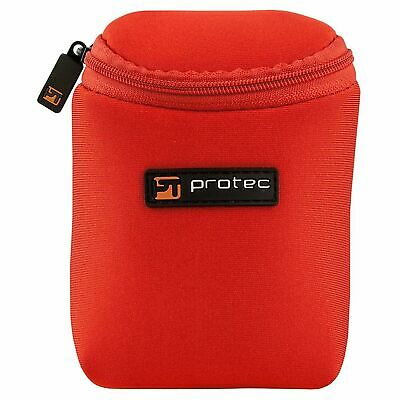 Protec Trumpet / Small Brass Multiple (3-Piece) Neoprene Mouthpiece Pouch
