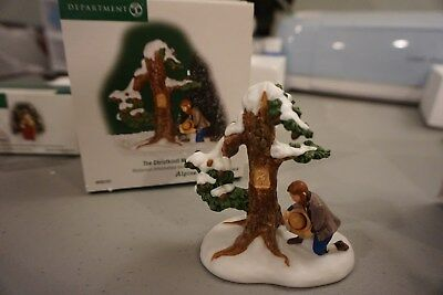 "Dept 56 Alpine Village Series ""The Christkindl Miracle"" 806283"