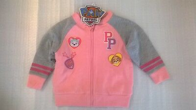 Paw Patrol / Jacket / Girls / 2, 3, 4, 5 And 6.