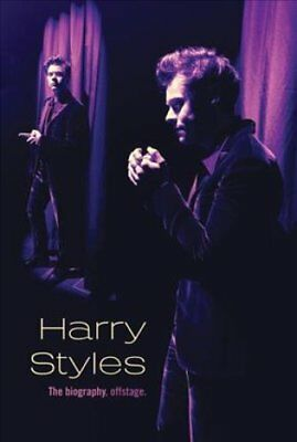 Harry Styles: The Biography, Offstage by Ali Cronin 9781524787981
