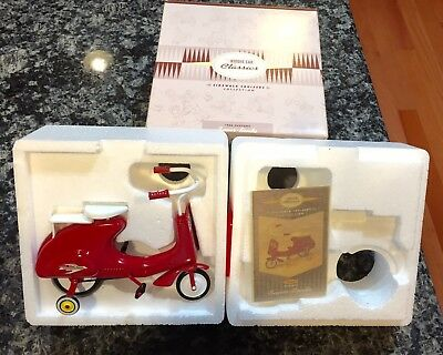Hallmark Kiddie Car Classics Sidewalk Cruisers1966 Garton Super Sonda New in Box