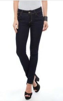 Guess Curvette Straight Jeans Size 27