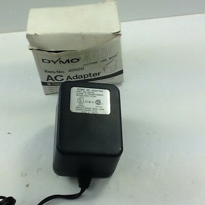 Genuine AC Adapter #40040 For Dymo 4500 Electronic Label Maker
