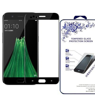 For OPPO F1s A73 F5 R11 A57 Full Covered Premium Tempered Glass Screen Protector