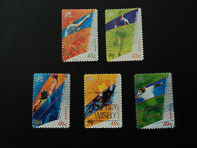 Sydney 2000 Paralympic Games - complete set