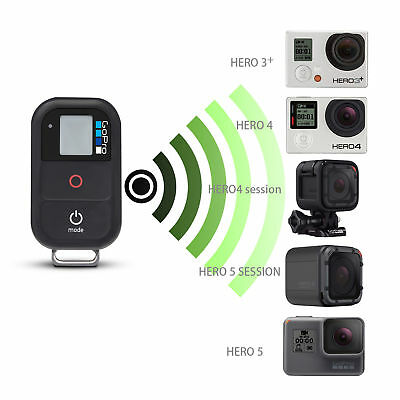 Gopro Wifi Remote Control  for Hero 5 4 3+ Session Gopro remote Control Geniune