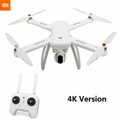 Xiaomi Mi RC Drone WIFI FPV LED+ 4K 30fps 1080P Camera 3-Axis Gimbal GPS Fly800m