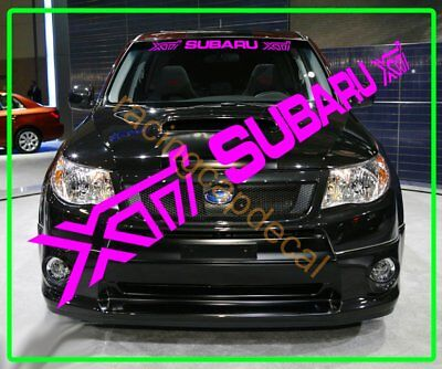 "37"" Sun Strip Visor Windshield Windscreen Decal Sticker for forester xti xt i xv"