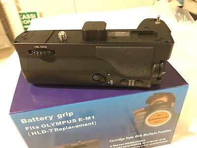 Olympus Battery Grip For EM1 (HLD-7)
