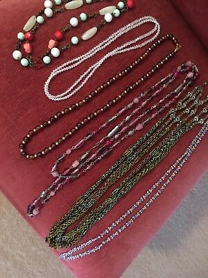 Stunning Vintage Necklace Collection.