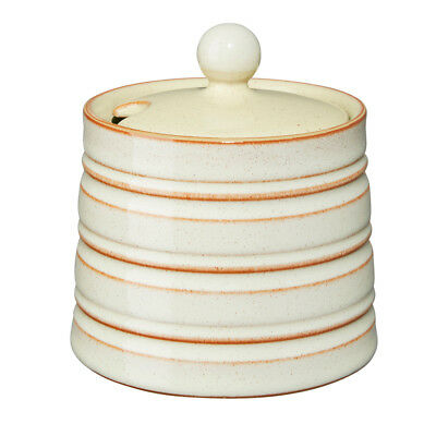 NEW Denby Heritage Veranda Covered Sugar Bowl