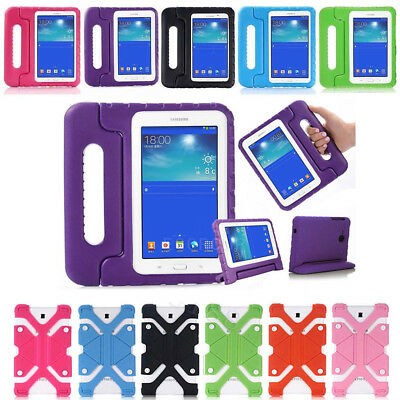 """Child Kids Safe Shockproof Case For Samsung Galaxy Tab A E A6 7"""" 8"""" 10.1"""" Tablet"""