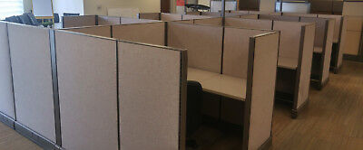 OFFICE CUBICLE WORKSTATIONS 5x5