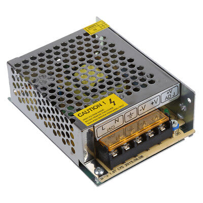 60W Switching Switch Power Supply Driver for LED Strip Light DC 12V 5A E4D1