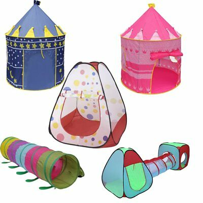 Portable Child Kids Baby Gift Pop Up Play Tent Fairy Playhouse With Carry Bag UK  sc 1 st  PicClick UK & CHARLES BENTLEY Fire Station Play Tent Firefighter Wendy House ...