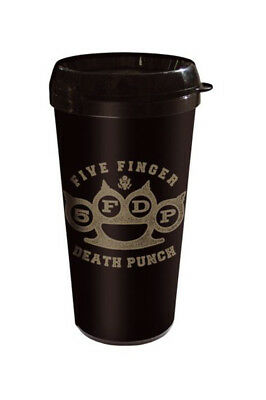 Five Finger Death Punch, Plastic Coffee To Go Becher