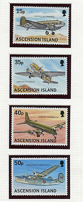 Ascension Island 1999 Winston Churchill anniversary air mail set complete MNH **