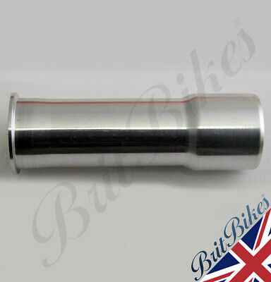 UK Billet Alloy Pushrod Tube Triumph 3TA 5TA etc (stepped type) 70-3755 70-3755A