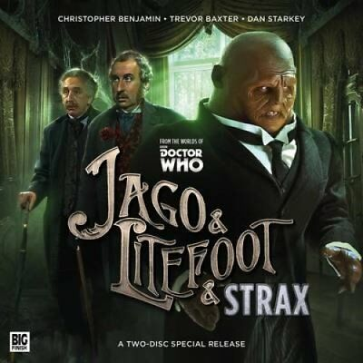 Jago & Litefoot & Strax 1 - The Haunting by Justin Richards 9781785750618