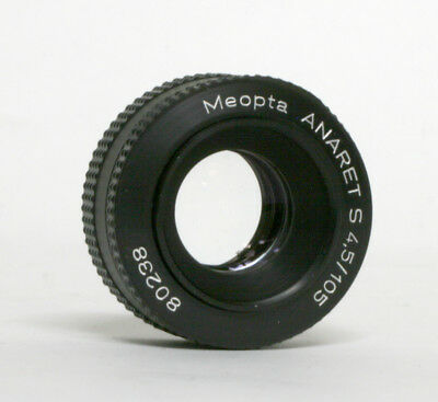 Meopta Anaret S 105mm F4.5 Enlarging Lens