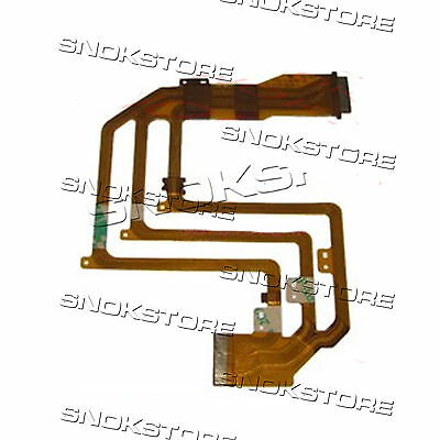 New Lcd Flex Cable Cavo Flat For Lcd Sony Dcr-Sx30E Sx31E Sx40 Sr41 Sx50E Sx60E