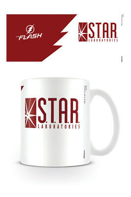 The Flash, Star Labs Tasse