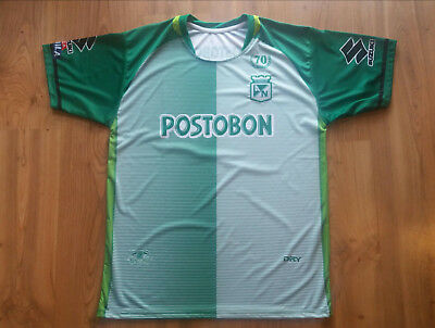 Fan Trikot Atletico National, Kolumbien Gr.L/XL, Neu