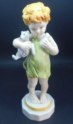 Royal Worcester Figure Wednesdays Child 3521