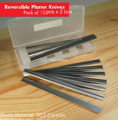 20PC 82mm TCT Bosch Planers Blades PHO15-82 PHO25-82 PHO30-82 GHO282, GHO31-82
