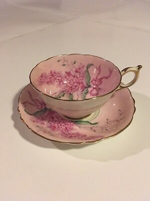 Beautiful Hand Painted Vintage Paragon Tea Set