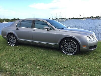 2006 Bentley Continental Flying Spur  NO RESERVE 2006 Bentley Continental Flying Spur