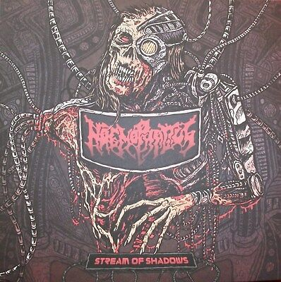"HAEMOPHAGUS ""Stream Of Shadows"" LP carcass,haemorrhage,impetigo,machetazo,nasum"