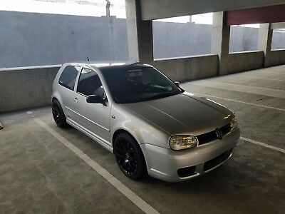 2002 Volkswagen Golf GTI 337 Edition 002 Silver Volkswagen Golf GTI 337 Special Edition (6 speed manual)