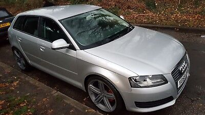 Stunning Mint Audi A3 Se 1.4L Tfsi 59 Plate 98K Miles Silver 1 Year Mot Included