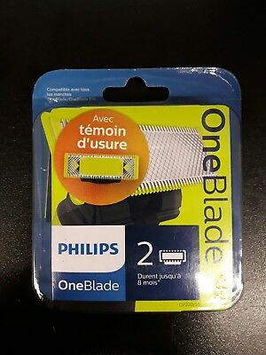 recharge oneblade philips