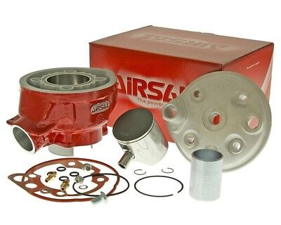 Zylinder Kit Airsal Xtreme 1 25/32in 88ccm for Minarelli AM » Yamaha DT 50 + 50