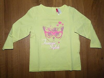 Tshirt ML fille 18 mois Orchestra